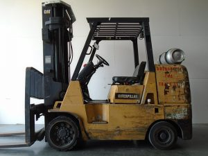 2004 CAT Lift Trucks GC45KS