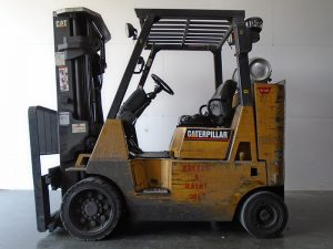 2005 CAT Lift Trucks GC40K-STR