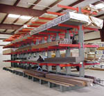 Cantilever Racking