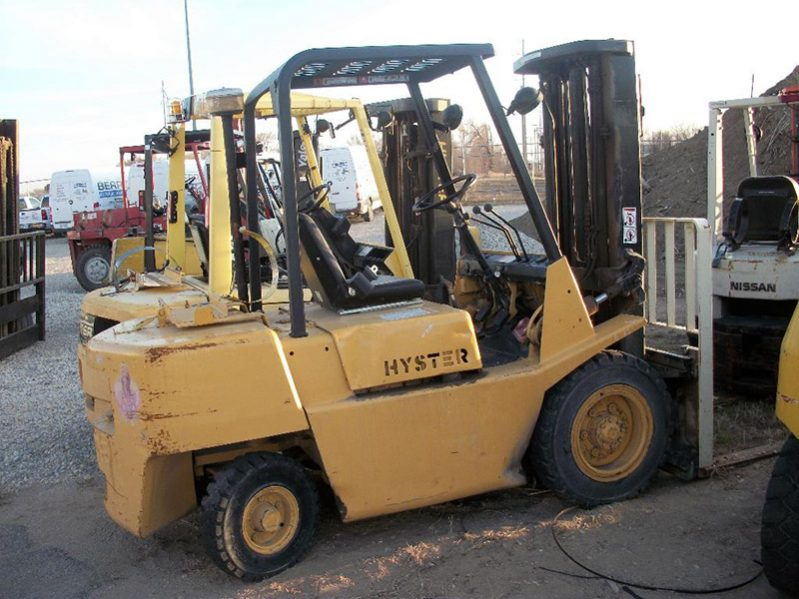 1989 Hyster H60XL
