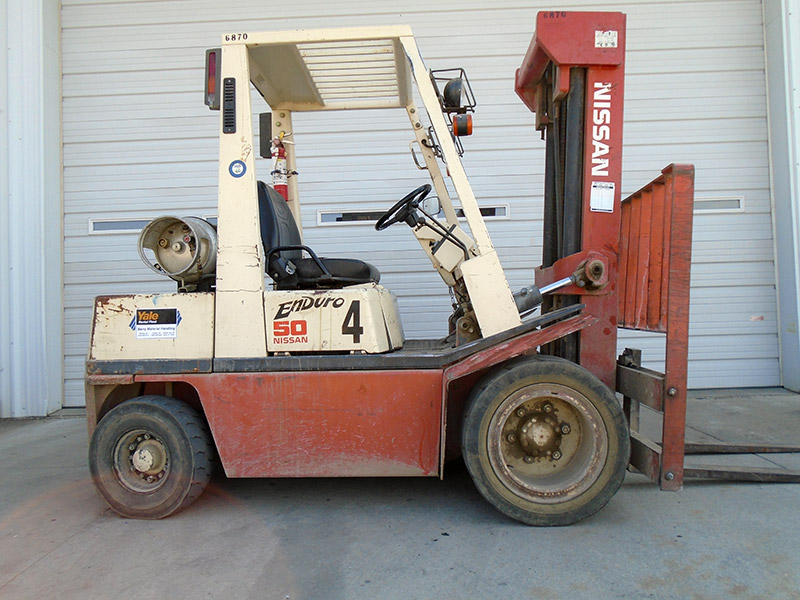 1996 Nissan Forklift KPH02A25PV