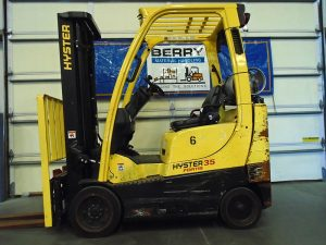 2013 Hyster S35FT