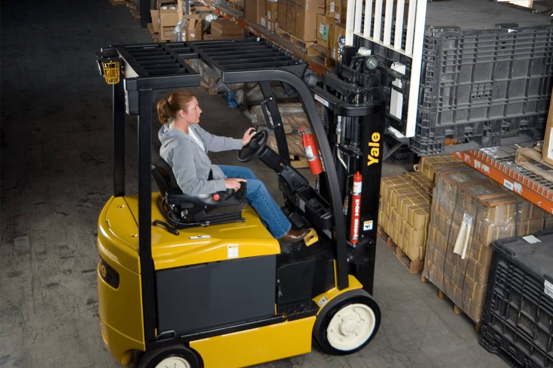 Yale ERC045-070VG - For Sale in KS - Berry Material Handling