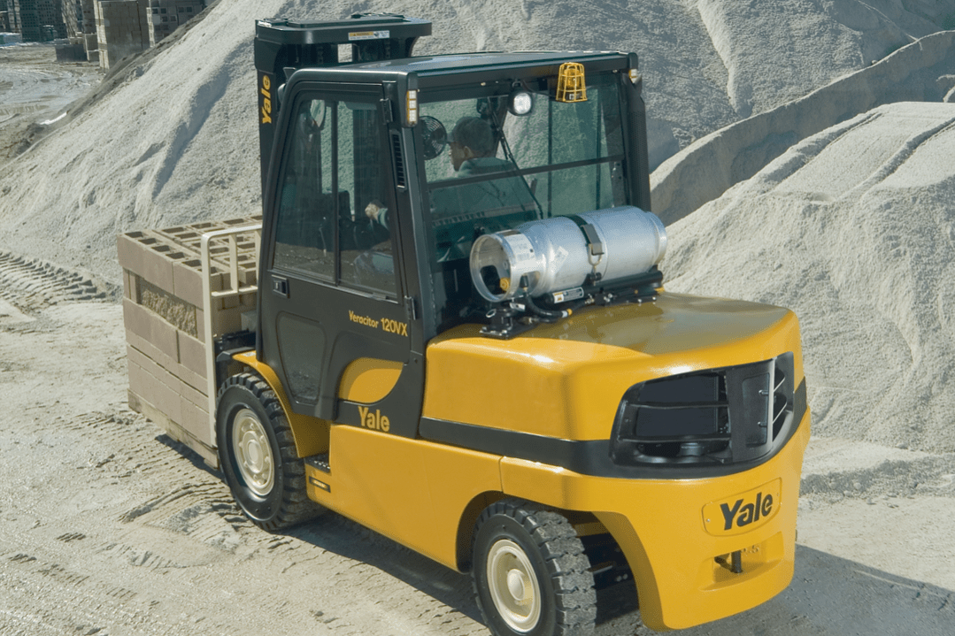Yale GP080-120VX Veracitor® full