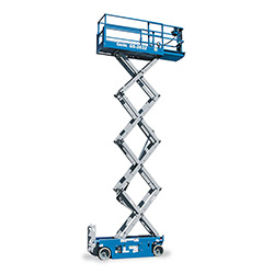 Genie Slab Scissor Lifts