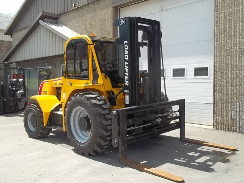 Load Lifter 2200-2400 D Series full