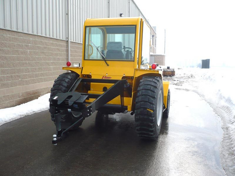 Load Lifter Tow Tractor full