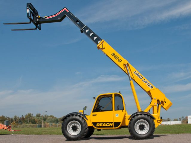 Load Lifter Reach Series full